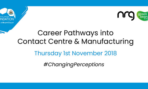 Career Pathways into Contact Centre and Manufacturing