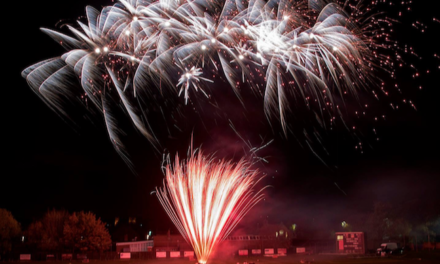 Chester-le-Street Cricket Club are back with a bang for their 30th annual fireworks show