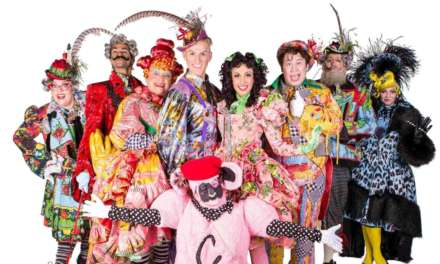 You Beauty! The Customs House panto finds its leading lady