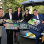 Leading North East accountancy firm supports local foodbank