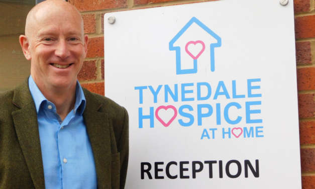 New Chief Executive joins Tynedale Hospice at Home