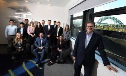Deloitte invests in next generation with 2018 North East graduate and school-leaver intake