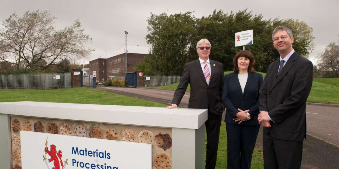Hat-trick of appointments strengthens Tees Valley-based research and innovation centre