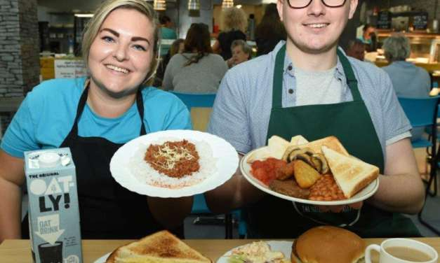 MIDDLESBROUGH MARKET CAFÉ LAUNCHES VEGAN MENU