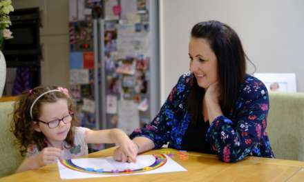 Mum quits teaching to tackle Dyslexia 'crisis' in schools