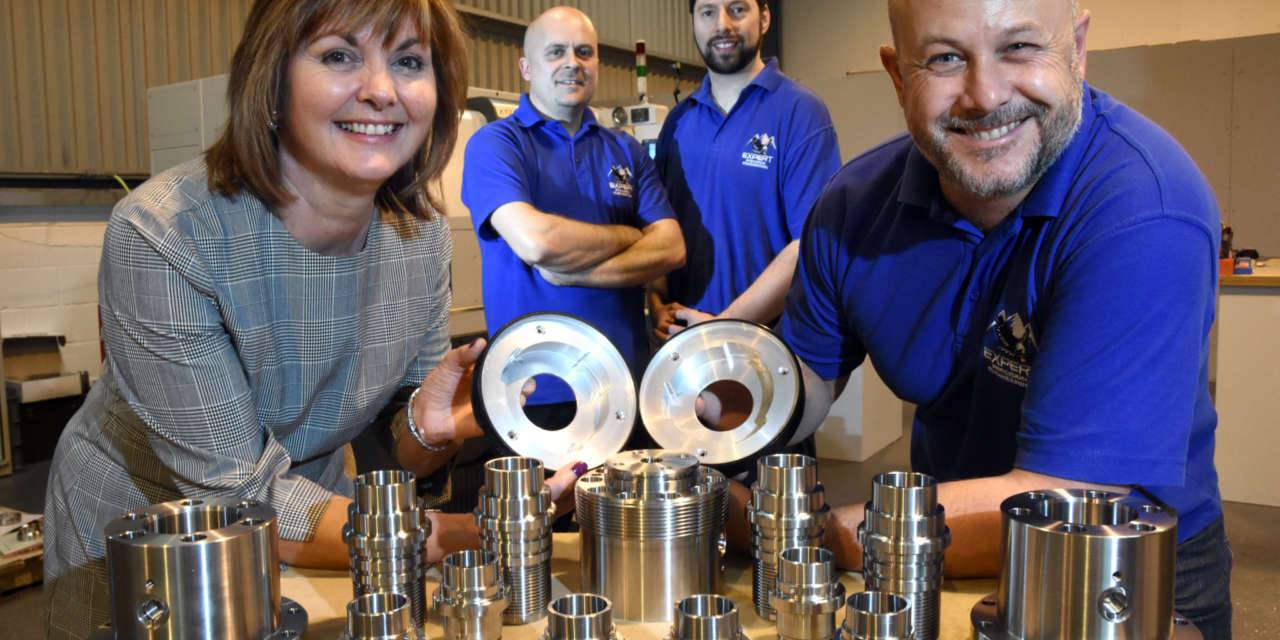 Manufacturing Business Launched on North Tyneside with £50,000 Virgin StartUp Loan
