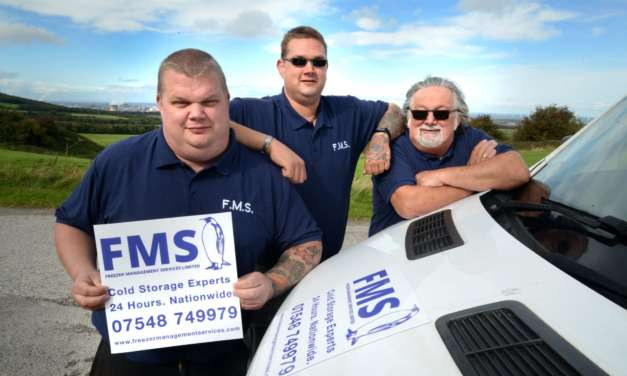 Contract win marks Tees refrigeration specialists 10th anniversary