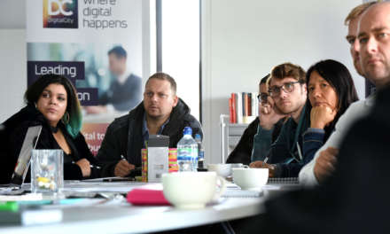 DigitalCity welcomes new businesses onto Fellowship Accelerator