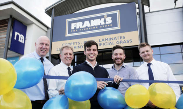 New flooring store opens in Gateshead