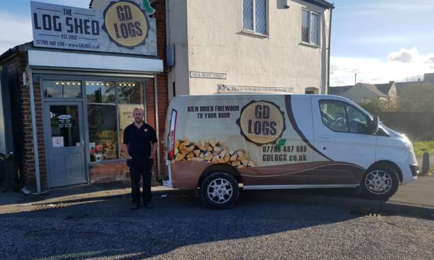 County Durham Business Man opens first retail outlet