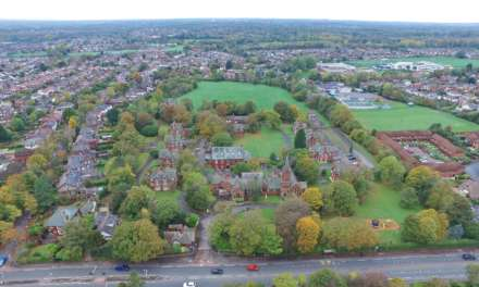 Preston's Harris Knowledge Park site hits the market