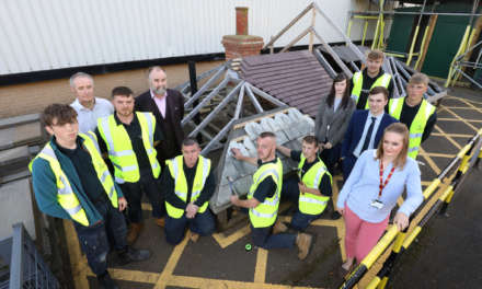 Two management apprentices are first time additions to this year's ten-strong intake