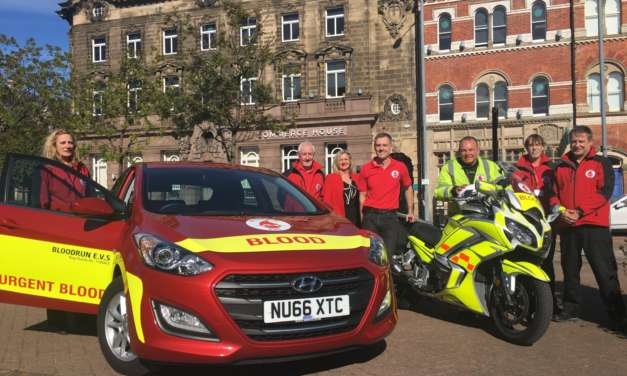 Blood Run Charity has New Free Home