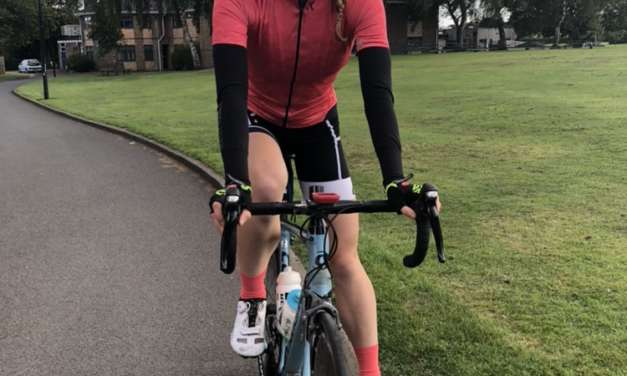 Talented student wins place in elite GB cycling squad