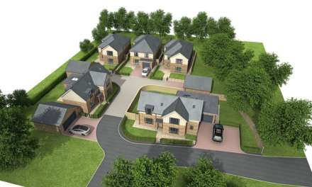 Designs for new Dinnington homes revealed