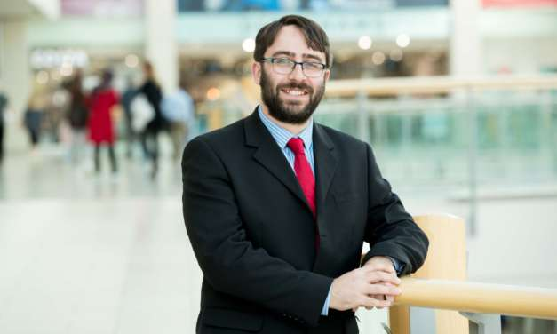 People on the move – Gareth Evans