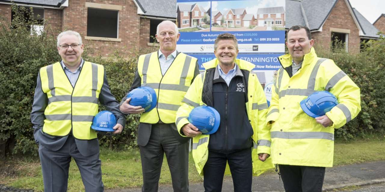 Boost for JD Homes thanks to FW Capital North East Property Fund investment