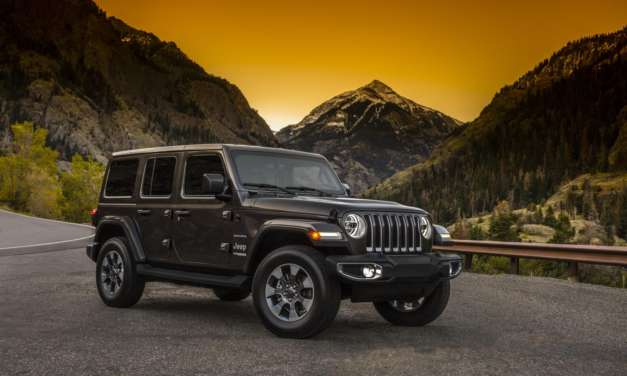 UK PRICING ANNOUNCED FOR ALL-NEW JEEP WRANGLER