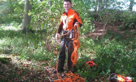 Planting the Seeds of a new career: Northumberland College apprentice reaches new heights