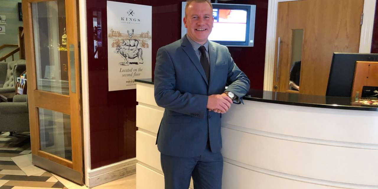 Two new general managers check into well-known Darlington hotels