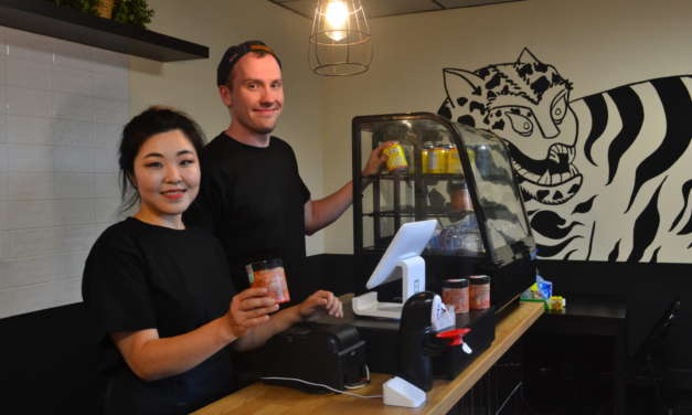 THE FIRST AUTHENTIC KOREAN RESTAURANT OPENS IN THE NORTH EAST WITH LATEST FOOD TREND