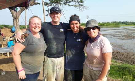Miller Homes employees return from life-changing trip to India