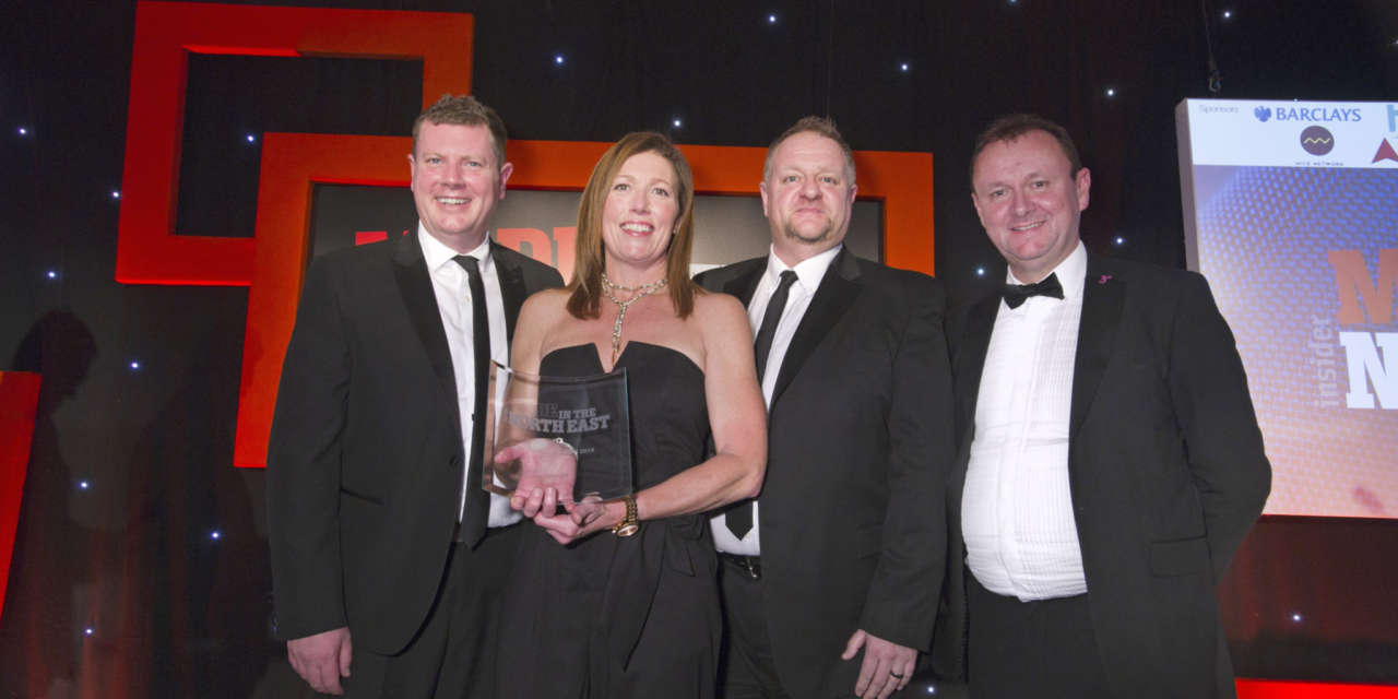 Sweetdreams Ltd Triumphs at the Made in the North East Awards