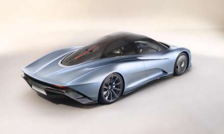 THE McLAREN SPEEDTAIL: A MOMENTOUS UNITY OF ART, TECHNOLOGY AND VELOCITY
