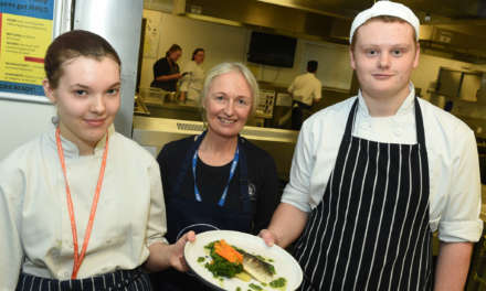 Cook-off students cod be the next big thing