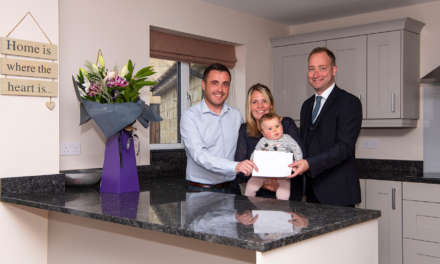 Milestone Sale for Duchy Homes in the North East