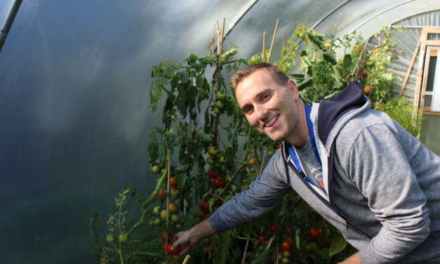 Autism charity goes green with horticulture courses