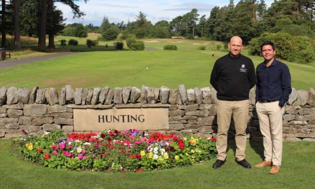 MASTER GREENKEEPER JOINS SLALEY HALL AS NEW COURSE MANAGER
