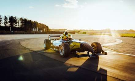 F1 FOR EVERYONE…NEVER TOO LATE TO BE A FUTURE CHAMPION