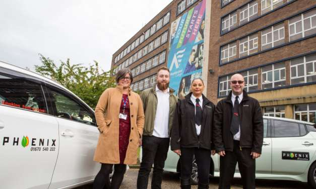 Northumberland College Partnership Drives Taxi Firm's Recruitment Search