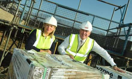 New venture for expanding construction firm