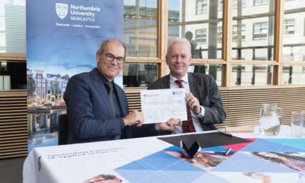Education partnership cemented with signing in Amsterdam