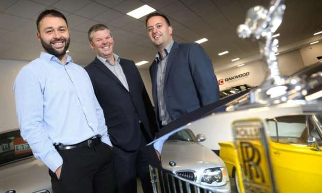 Oakwood Specialist Cars Changing Gear With Major Premises Investment