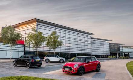 MINI UK INTRODUCES THREE NEW DISTINCTIVE STYLES ACROSS THE RANGE