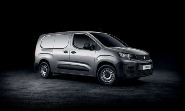 PEUGEOT ANNOUNCES UK PRICING AND SPEC FOR ALL-NEW PEUGEOT PARTNER PANEL VAN