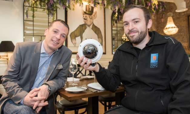 NORTH EAST CCTV FIRM DELIVERS INNOVATIVE TECHNOLOGY IN LUXURIOUS SEDGEFIELD RESTAURANT