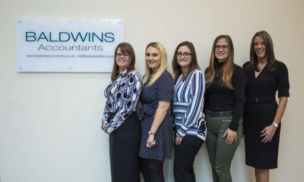 North East accountancy firm goes from strength to strength with key appointments, promotions and exam success