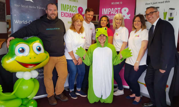 Innovative North East businesses attend second Impact & Exchange exhibition