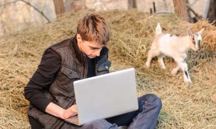 Research from Northumbria University on rural broadband connectivity goes around the world
