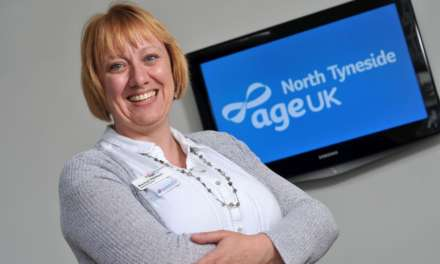 Nurse dedicated to helping people with Dementia receives prestigious accolade