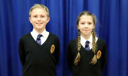 Young students leave Richmond School's open evening buzzing with excitement