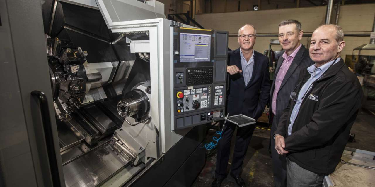 £100,000 steel investment boosts Ronco Engineering