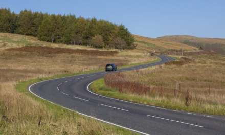 These picturesque roads are the best in the UK to drive on