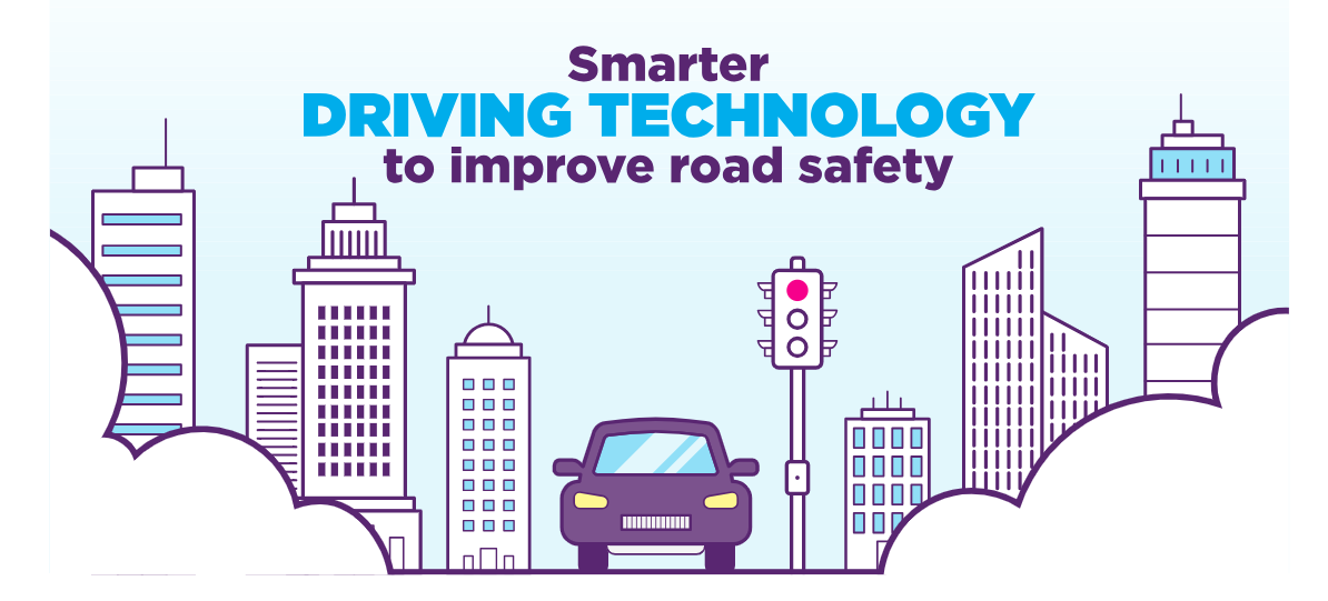 FEELING UNEASY ON THE ROAD?  8 TECH DEVICES TO IMPROVE YOUR SAFETY WHILE DRIVING