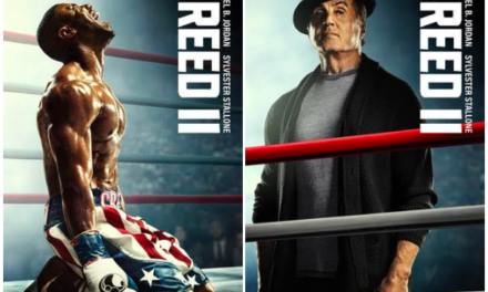 CREED II / New Posters Released