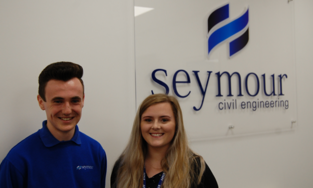 Meet the apprentices! A chat with Seymour Civil Engineering's new faces